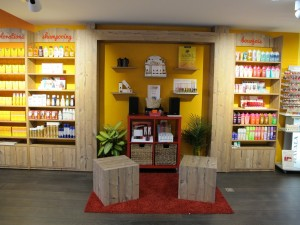 Boutique Cosmetique Dia Agencement